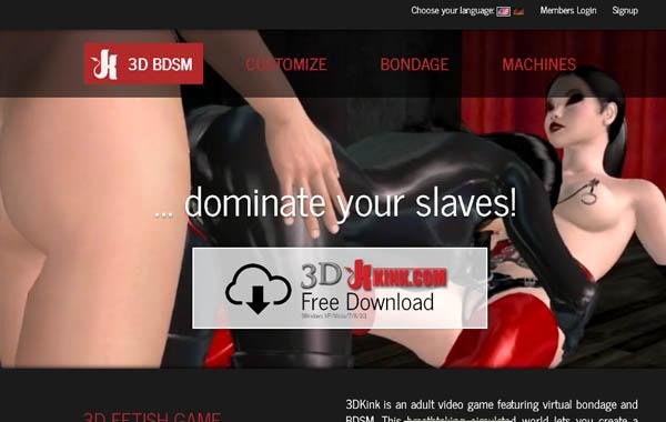 3D Kink Premium