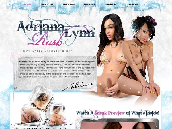 Adriana Lynn Rush Guys