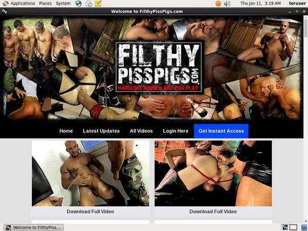 Best Filthy Piss Pigs