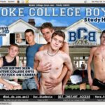 Broke College Boys 신용 카드