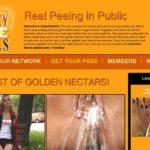 Crazy Pee Girls Official