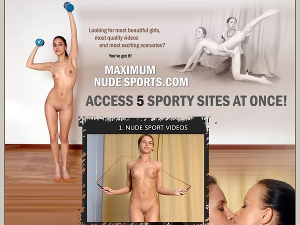 Daily Maximumnudesports Account