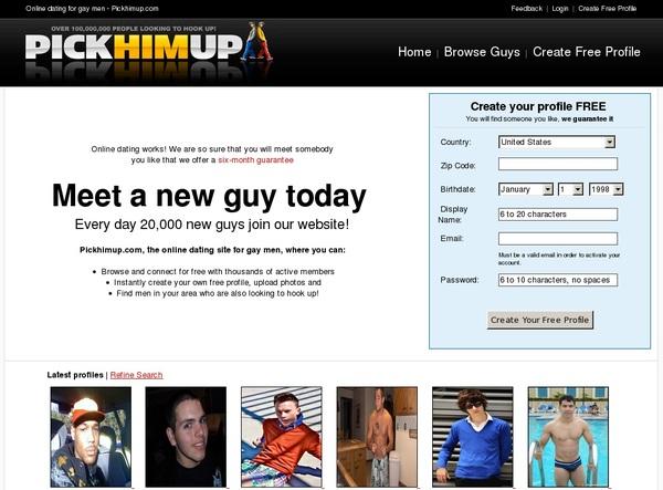 Id Pickhimup.com