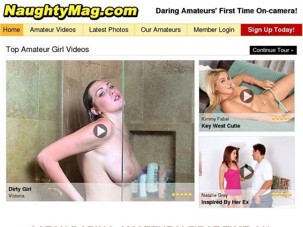 Naughtymag.com Porn Site