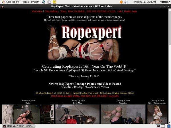Passwords Ropexpert.com Free