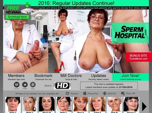 Spermhospital.com Verotel
