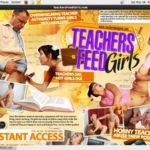 Teachers Feed Girls Join Anonymously