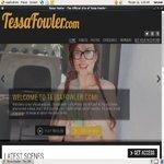 Tessa Fowler Account Login