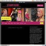 Passwords Starr Noir