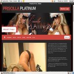 PRISCILLA PLATINUM By SMS