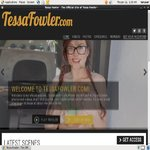 Free Tessa Fowler Access