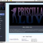 Priscilla Luv Live