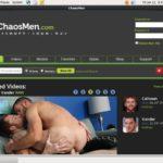 Chaos Men Discount Offer