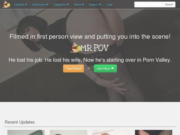 Mr Pov Mobile Pass