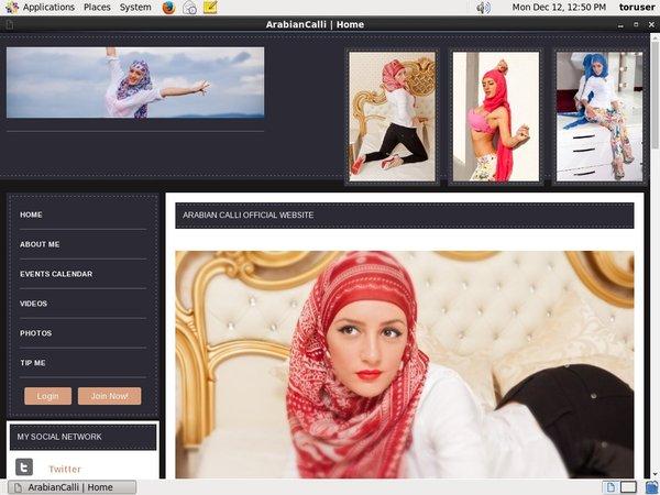 Full Arabiancalli.modelcentro.com Videos
