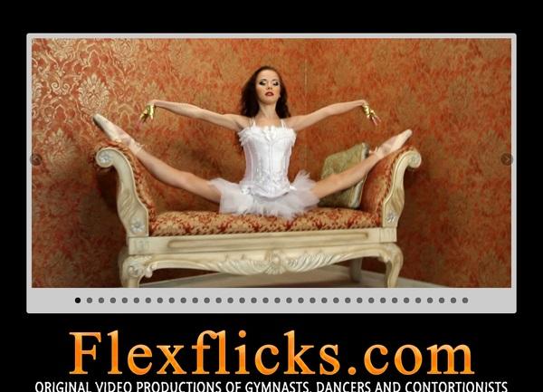 Flex Flicks Sign Up
