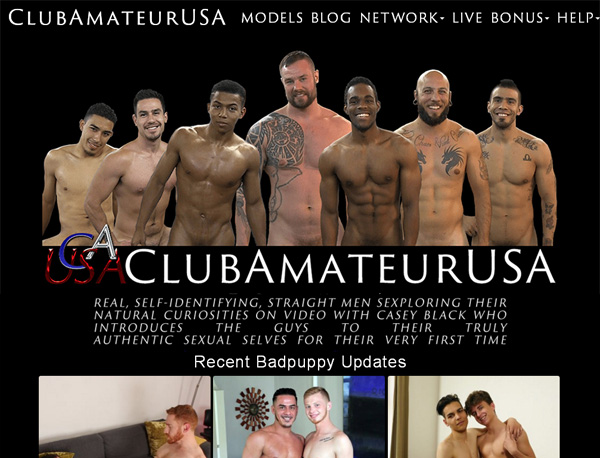 Free Clubamateurusa.com Premium