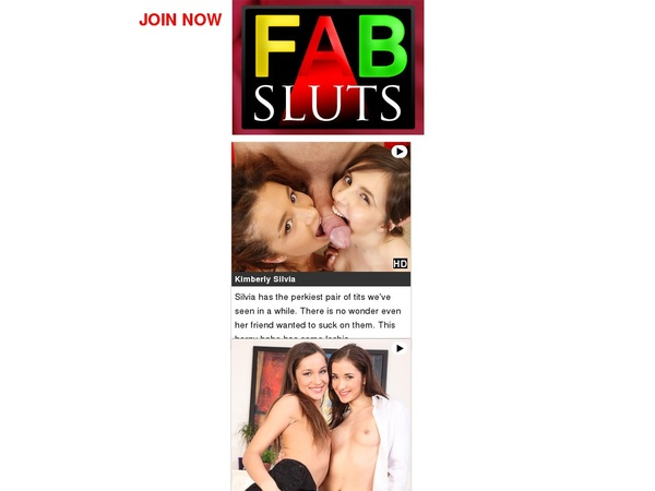Fab Sluts Login Passwords