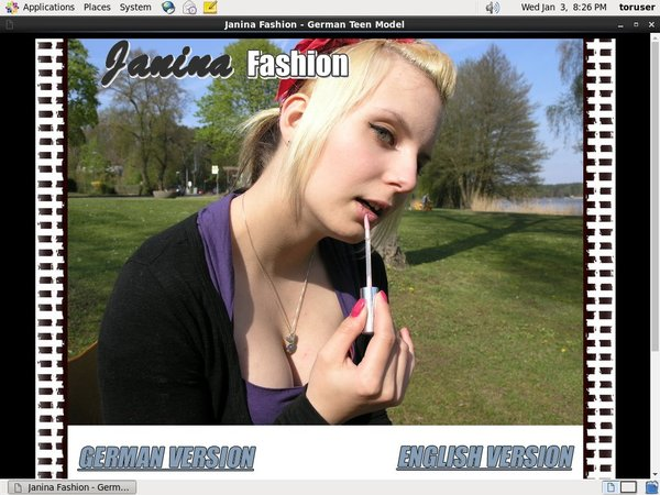 Janinafashion Payment