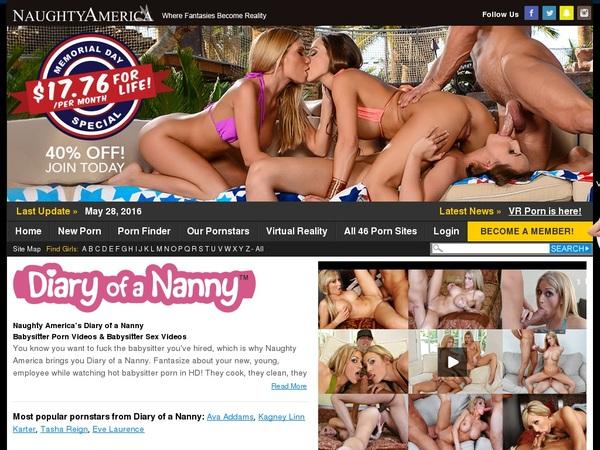 Porno Diary Of A Nanny