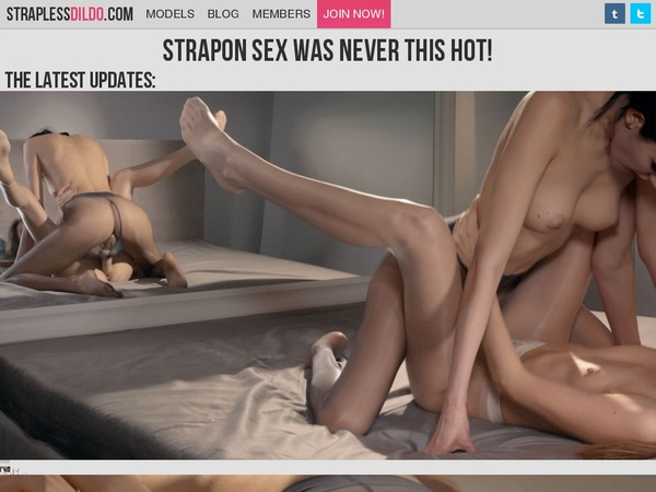 Get Strapless Dildo For Free