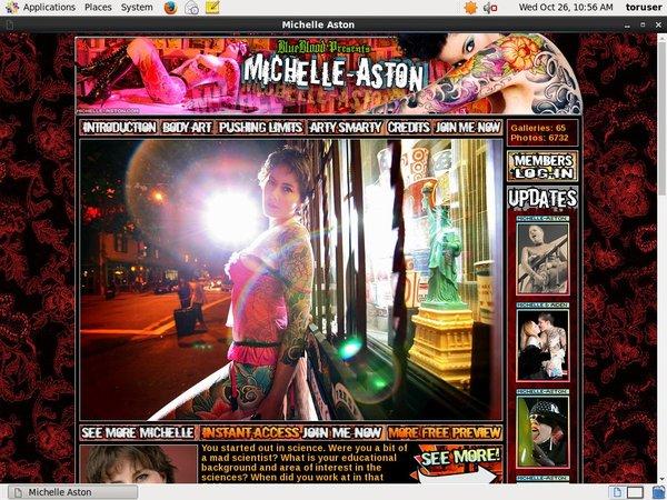 Michelle-aston.com Blog