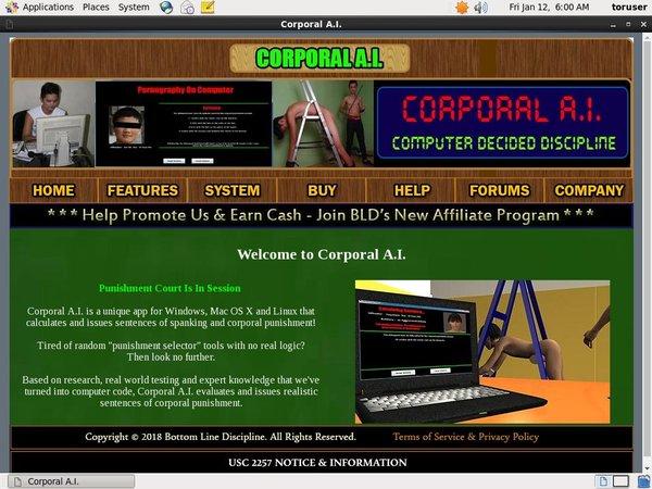 Accounts Free Corporal A.I.