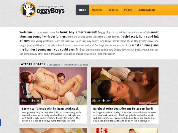 Account On Doggyboys