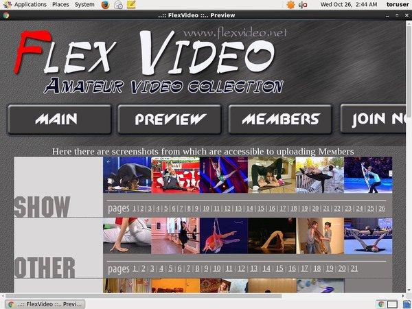 Flexvideo.net Rabatt